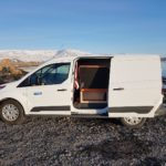 Camper Ford Connect Transit - Storage Compartment