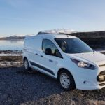 Camper Ford Connect Transit - Winter Travel