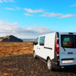 Camper Iceland - Renault Traffic - Road Trip