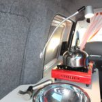 Camper Vw Caddy - Cooking Equipment