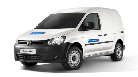 Smart Camper - VW Caddy - Everything You Need In Iceland